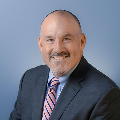 Gary Leger - Chief Financial Officer Headshot